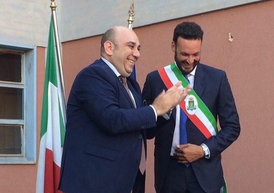 """Garozzo sta con Francesco Italia: """"Per Siracusa è presidio di legalità"""""""