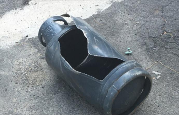 Messina, esplode una bombola di gas: un uomo grave al Policlinico