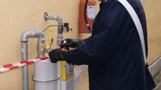Allaccio abusivo del gas, 2 denunciati nel Catanese