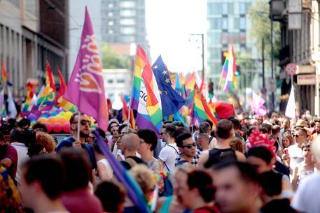 Giornata Internazionale Contro L'omofobia: AG AQ esporrà bandiera LGBT a Palazzo Fibbioni