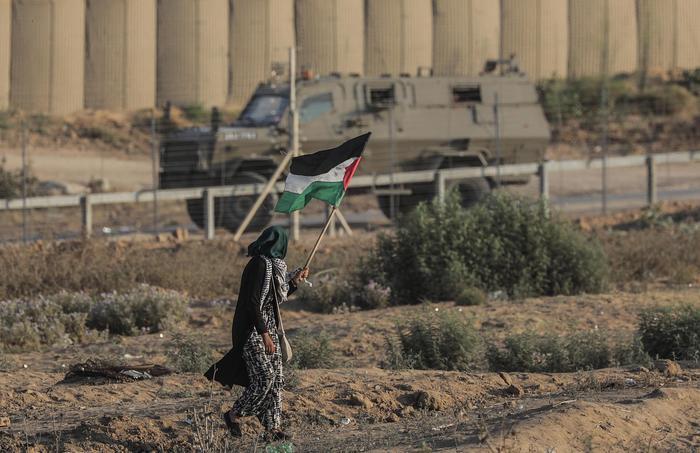 Nuovo scontro a fuoco fra Gaza e Israele, morto un palestinese