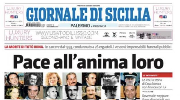 Palermo, al Giornale di Sicilia altri due giorni di sciopero dei poligrafici
