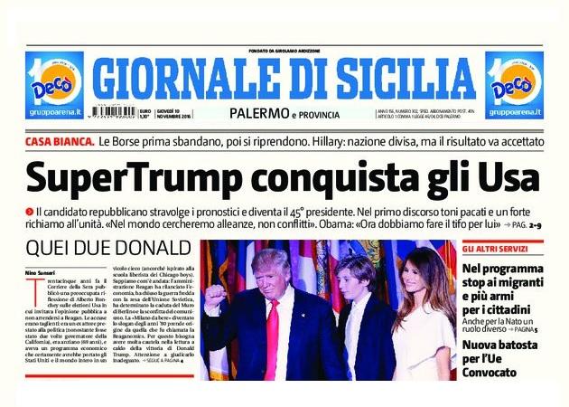 Chiusura del Giornale di Sicilia in aree orientali, la direzione: notizie false