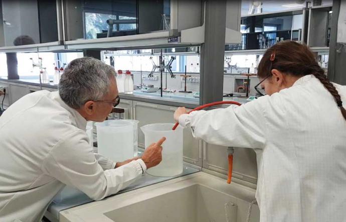 L'Università di Catania dona gel igienizzante al Comune di Licata
