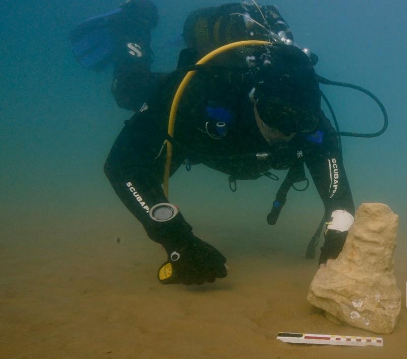 Archeologia, il mare di Gela restituisce preziosi reperti del periodo greco