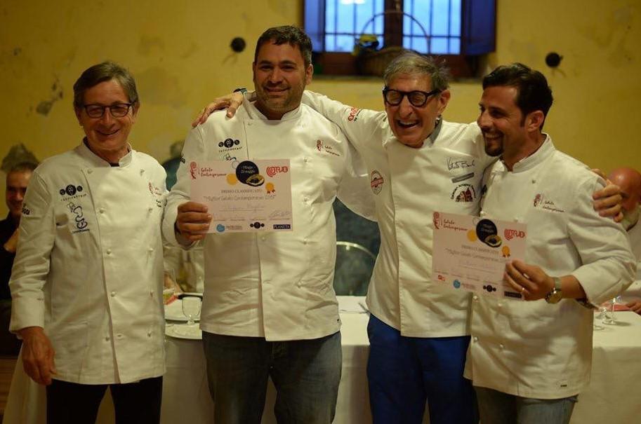 """Milazzo, ad Antonio Adamo e Stefano Baglieri l'edizione 2019 di """"Gelato contemporaneo"""""""