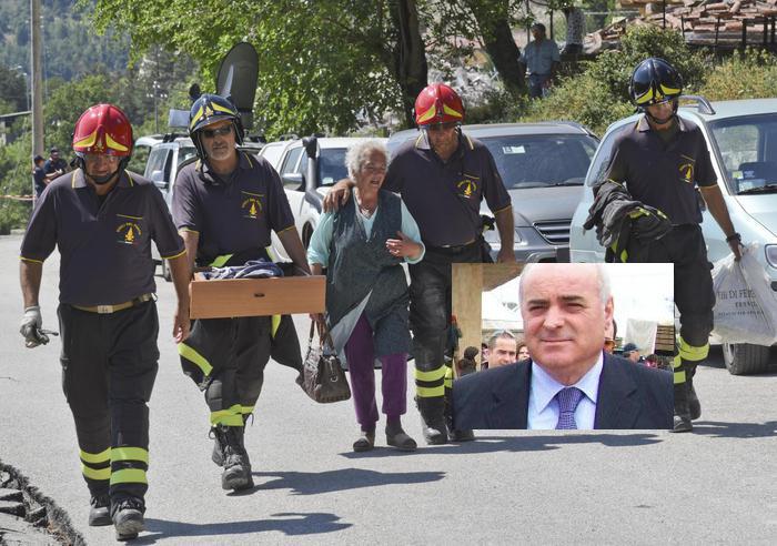 """Gennuso: """"Lo stipendio di settembre dei deputati all'Ars vada ai terremotati"""""""