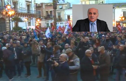 """Il porto di Augusta, Gennuso: """"Esponenti Pd ipocriti, i migranti portateli a Catania"""""""