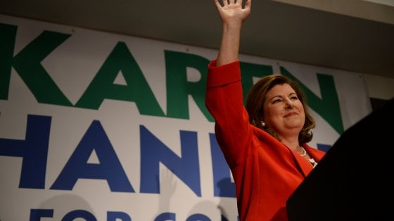 Elezioni in Georgia, vince la repubblicana   Karen Handel
