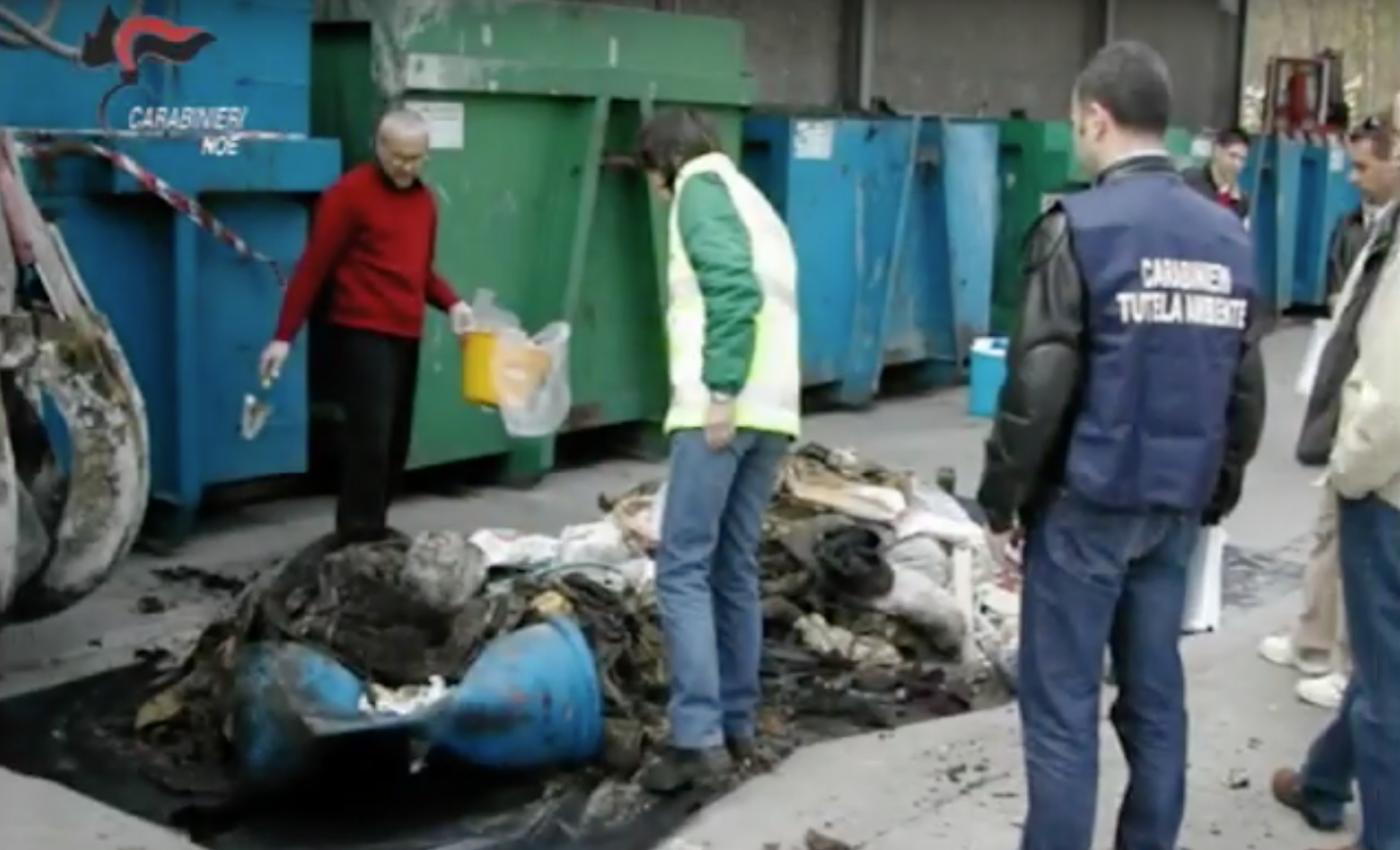 L'inchiesta sui rifiuti a Melilli, rimessi in libertà i fratelli Amara