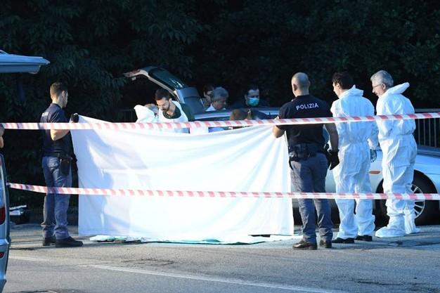 Giallo a Modena, trovato un cadavere con ferite da arma da taglio