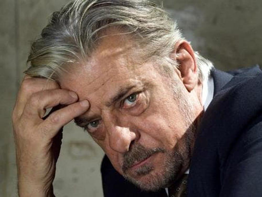 Chiaramonte, stagione teatrale: mercoledì 22 c'è Giancarlo Giannini