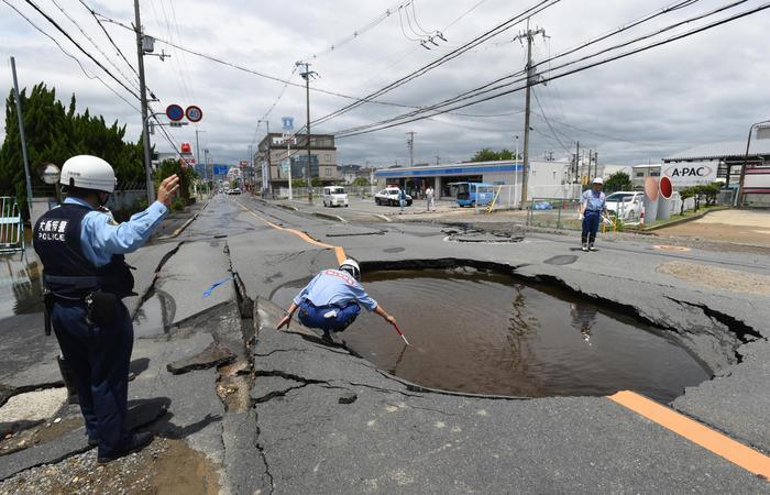 Giappone, terremoto di magnitudo 6.1 a Osaka: almeno tre morti