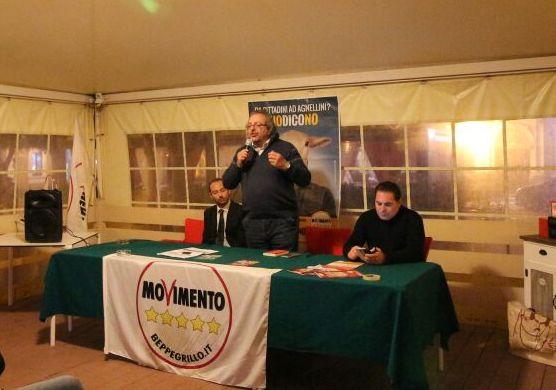 M5s, il senatore Giarrusso a Pachino per promuovere il