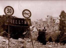 Il terremoto del Belice del '68: ispezione della Commissione Ambiente del Senato