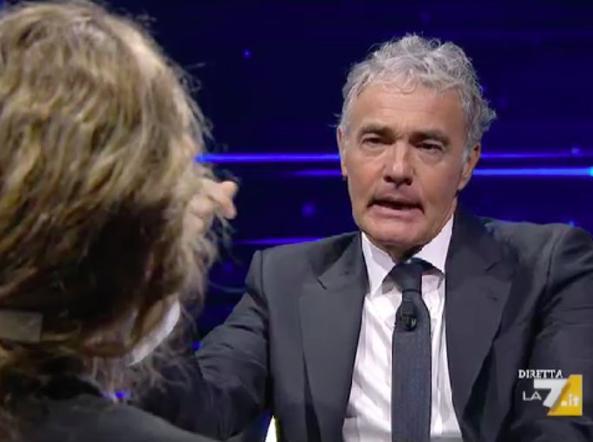 Malore in diretta per Massimo Giletti: il conduttore dimesso dall'ospedale
