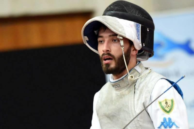 """Scherma, Coppa del Mondo: Giorgio Avola al """"Gran prix Fie"""" di fioretto a Torino"""