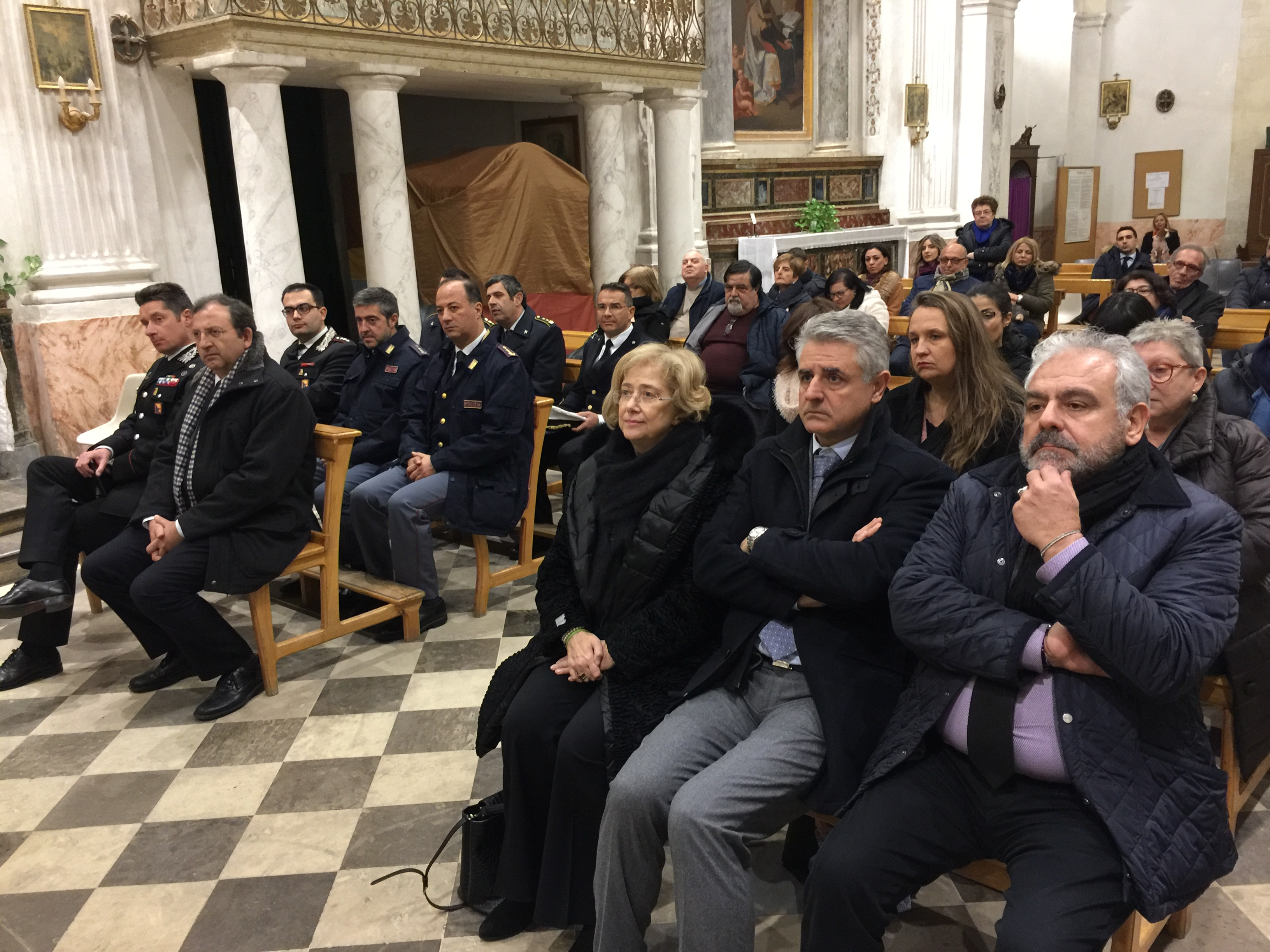 Scicli, nella chiesa di San Michele celebrato il patrono dei giornalisti