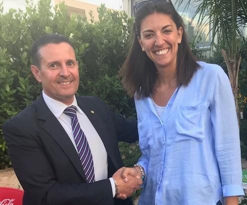 Pallavolo, B1: la Pvt Modica ingaggia la schiacciatrice Giovanna Tomaselli