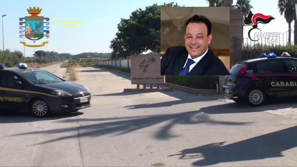 Manager vicino a Messina Denaro, sequestro da 60 mln a Palermo