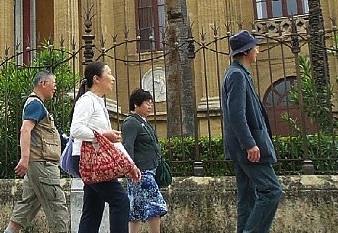 Palermo, rapina una coppia di turisti giapponesi: arrestato