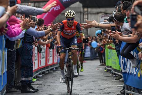 Il Giro d'Italia in Calabria: partenza da Reggio e arrivo alle Terme Luigiane