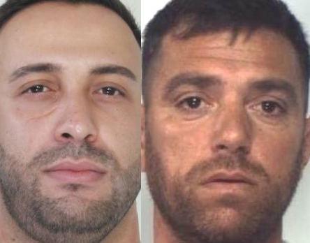 Catania, dall'evasione al furto: la polizia arresta due persone