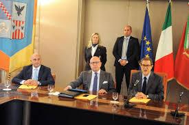 La giunta regionale siciliana approva il Piano di internalizzazione