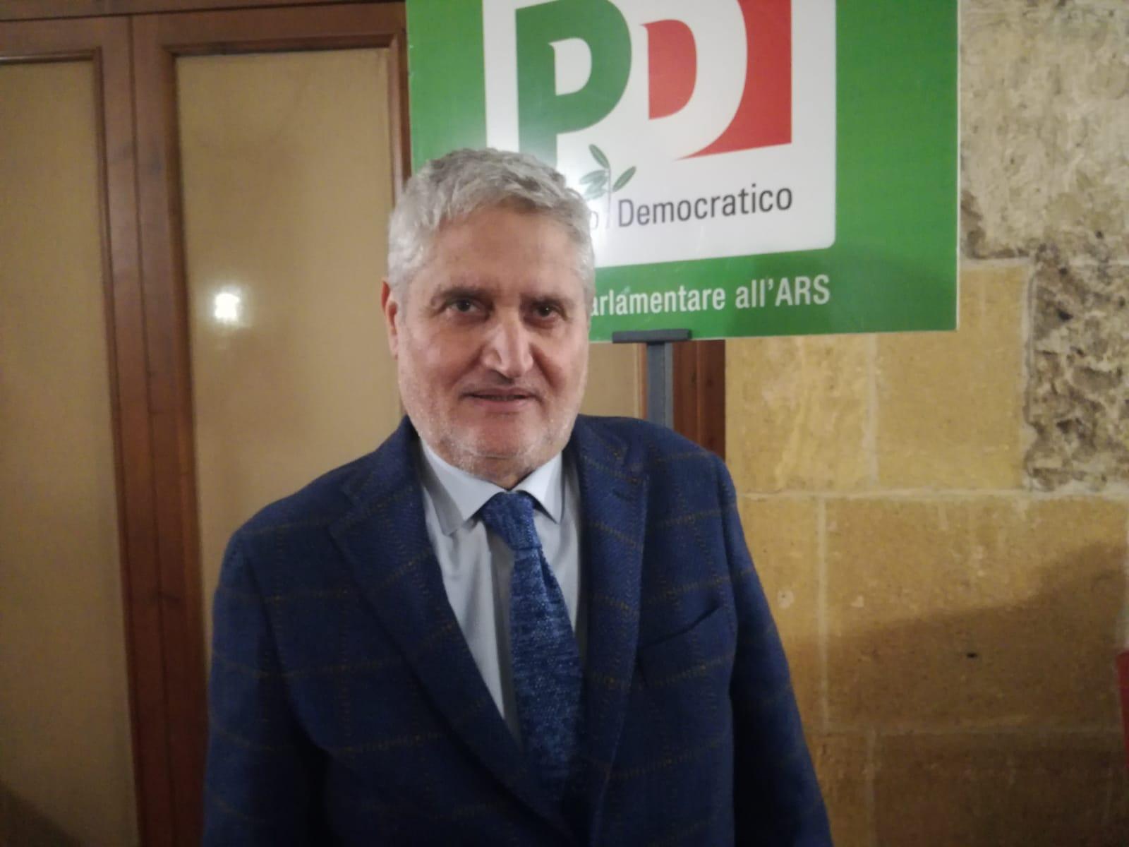 """Sicilia, Arancio (Pd): """"Potenziare personale medico anestesia e rianimazione"""""""