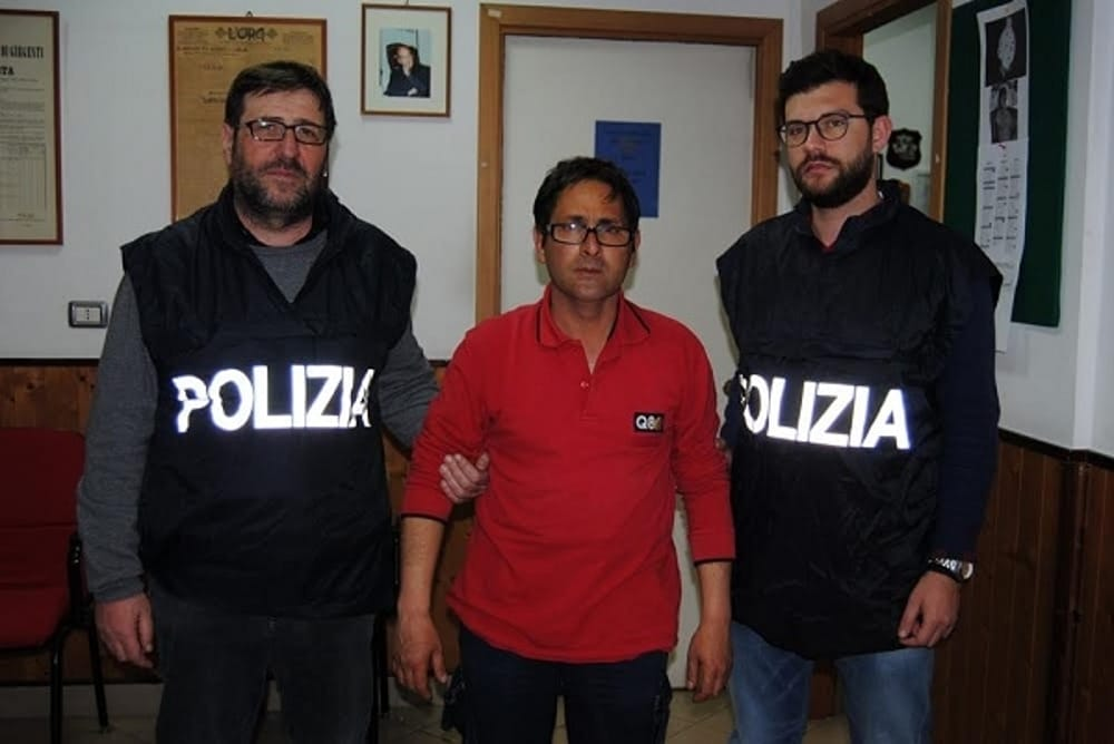 Clochard  bruciato vivo a Palermo, ergastolo a Pecoraro pure in Appello