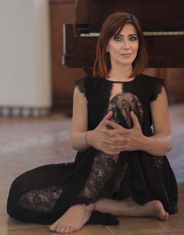 La pianista vittoriese Giuseppina Torre in concerto a Napoli il 12 settembre