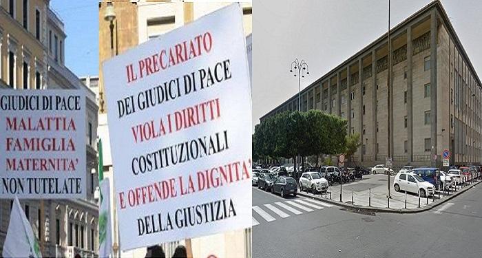 Giustizia, sit-in di magistrati onorari domani al tribunale di Catania