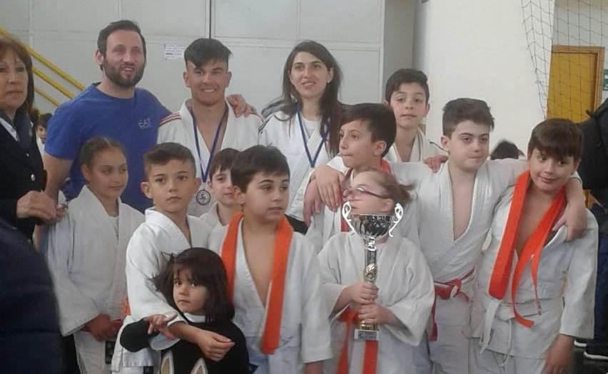 Judo Club di Avola, 5 primi posti ai Campionati assoluti di Bagheria