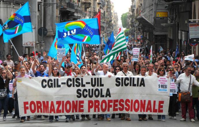 Formazione professionale in Sicilia, sbloccata la graduatoria dell'Avviso 8