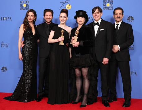 Golden globe, star in nero: l'Italia resta all'asciutto