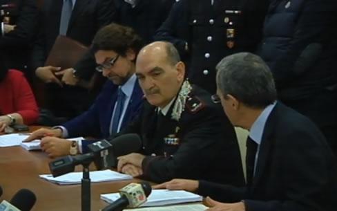 Mafia, 13 arresti nel Messinese: c'è pure il mandante del delitto Alfano
