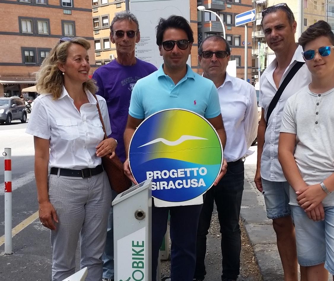 Progetto Siracusa: Go bike? Uno spreco da 2 milioni e mezzo di euro