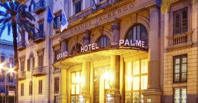Palermo, tra due mesi riapre Grand hotel et des Palmes
