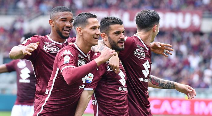 Il Torino chiude in bellezza, Lazio battuta per 3 a 1: standing ovation per Moretti