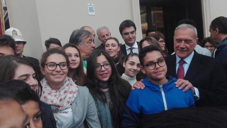 Migranti: Grasso a Palermo, parlare di indagini solo quando sono concluse