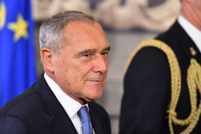 Grasso: 'Tetto stipendi a Consiglio Senato'
