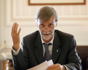Infrastrutture, sindaco di Palermo: