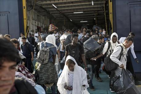 Quarantuno  migranti stipati in un Tir in Grecia: tutti uomini dai 20 ai 30 anni