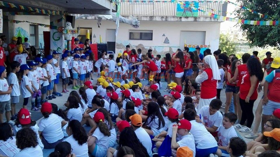 Grest a Rosolini, don Trombatore invita le famiglie a iscrivere i propri figli