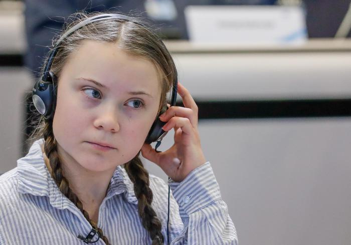 Clima, l'attivista Greta candidata come Nobel della pace