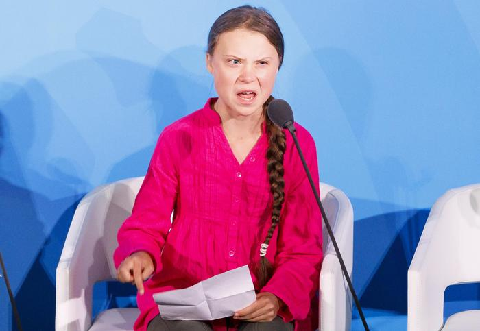 Emissioni zero,  accordo fra 66 Paesi e Greta all'Onu: mi avete rubato i sogni
