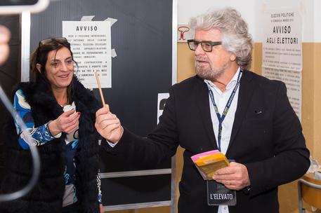Elezioni, il Centro destra vince nel seggio di Beppe Grillo