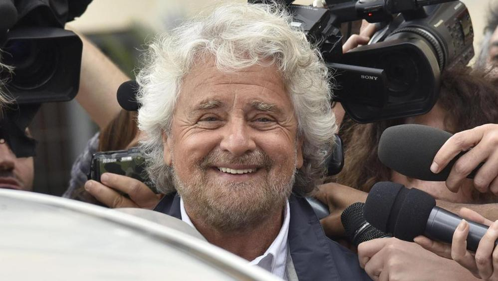 Grillo compie 70 anni, M5s: