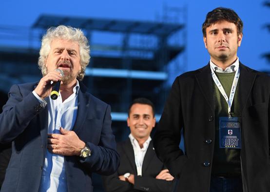 Elezioni, Grillo e Di Battista in Sicilia: tentativi per farlo arrivare a Floridia e Avola