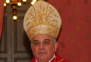 Monsignor Gristina presidente della Cei in Sicilia